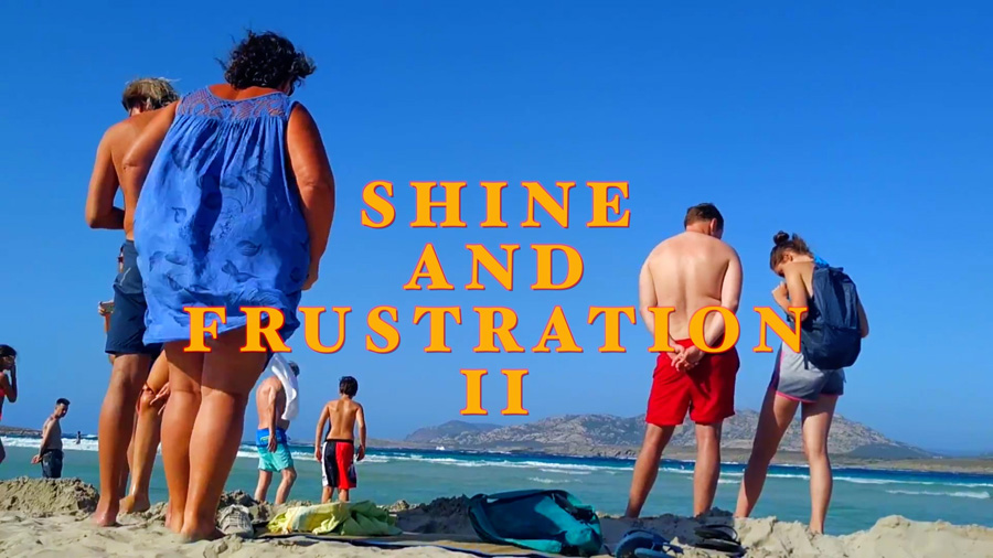 "Orion Shira - still ""Shine and Frustration II"""